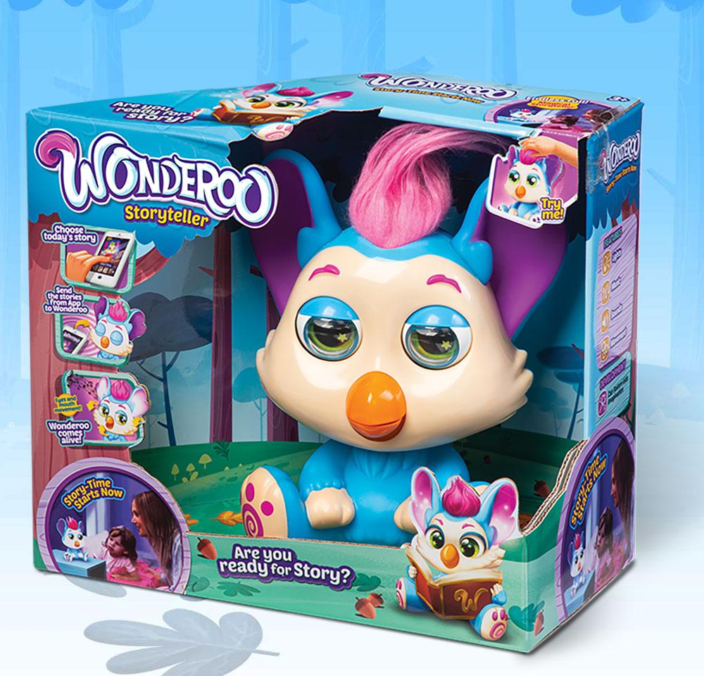 Wonderoo Storyteller